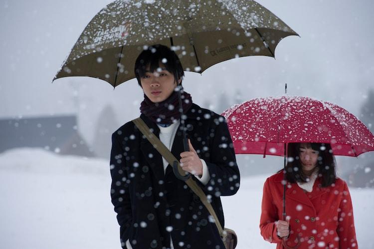 「映画【ミスミソウ】 」の画像検索結果