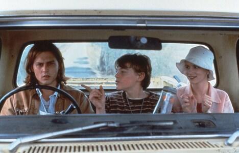 「ギルバート・グレイプ」 (c)1993 DORSET SQUARE FILM PRODUCTION AND DISTRIBUTION KFT.