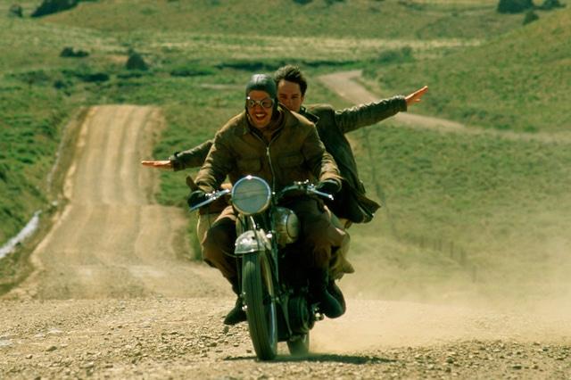 「モーターサイクル・ダイアリーズ」 (c)Film Four Limited 2004. All Rights Reserved.