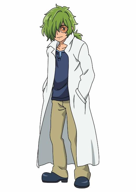 「劇場版ポケットモンスター みんなの物語」より、濱田岳演じるトリト。