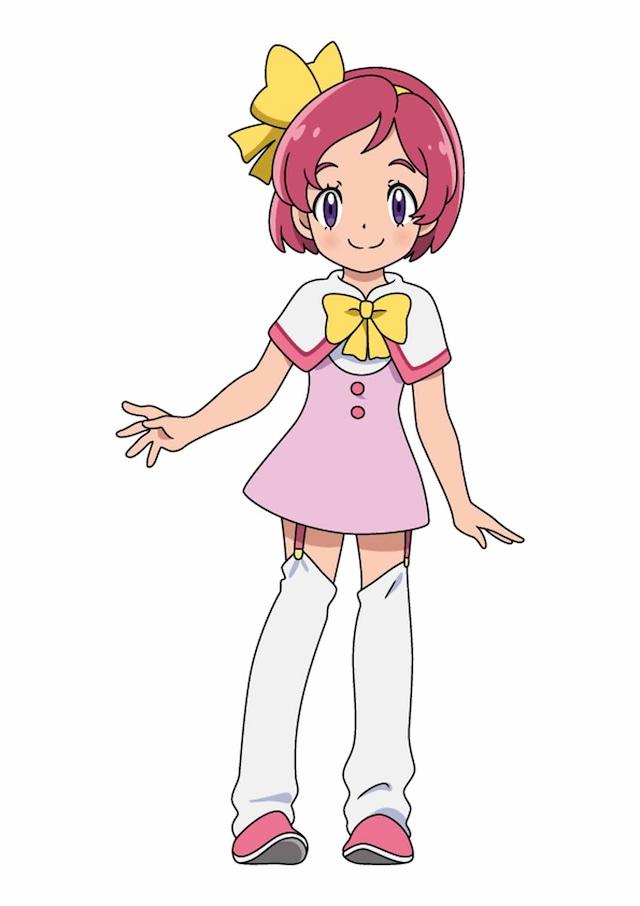 「劇場版ポケットモンスター みんなの物語」より、芦田愛菜演じるラルゴ。