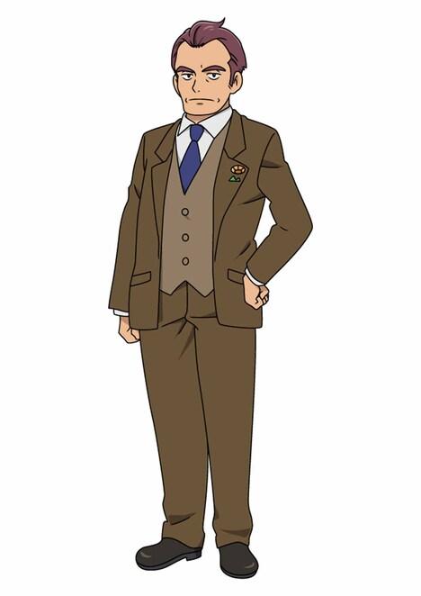 「劇場版ポケットモンスター みんなの物語」より、山寺宏一演じるオリバー。