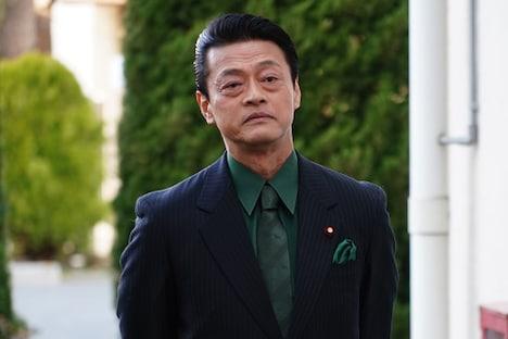 「炎神戦隊ゴーオンジャー 10 YEARS GRANDPRIX」より、神保悟志演じる野泉進一郎。