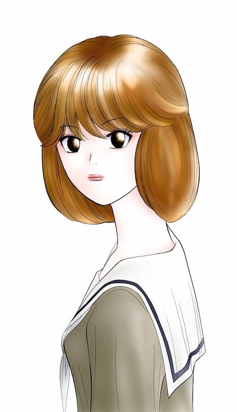 赤坂理子 (c)西森博之/小学館