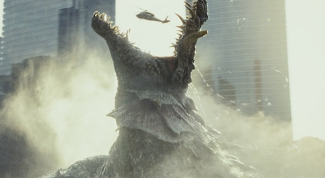 「ランペイジ 巨獣大乱闘」