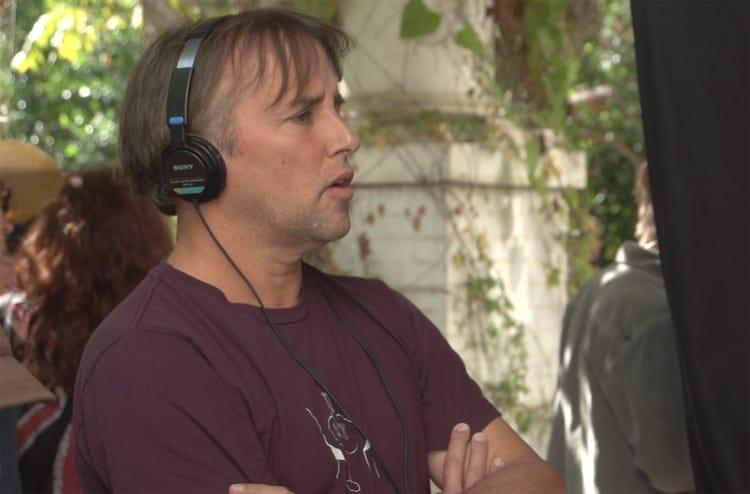 「リチャード・リンクレイター 職業:映画監督」 courtesy of Black/ Bernstein Productions