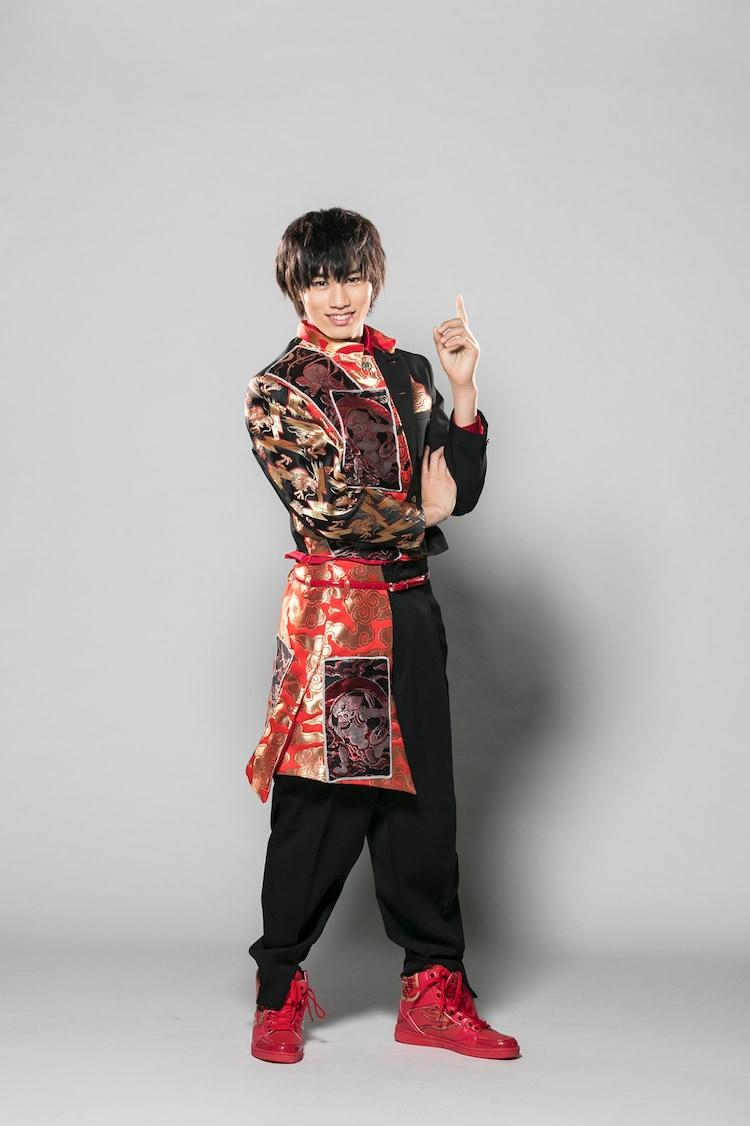 寺坂頼我(祭nine.)