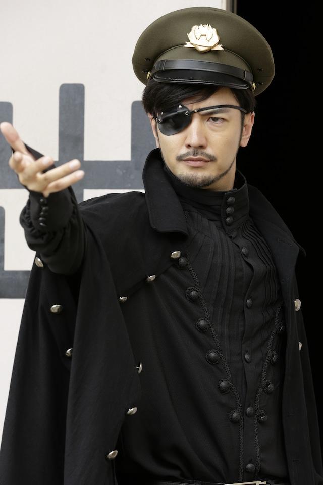 聡太郎演じるティガー将軍。