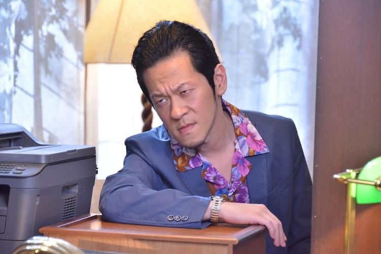 ペンギンズ・アニキ (c)日本テレビ