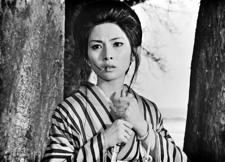 「修羅雪姫 怨み恋歌」 (c) 1974 東宝