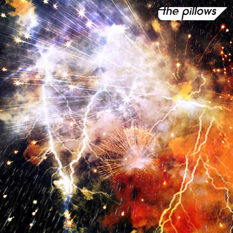 the pillows「REBROADCAST」CDジャケット