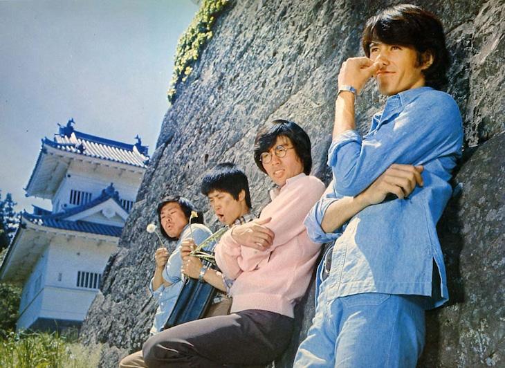 「青葉繁れる」 (c)1974 東宝