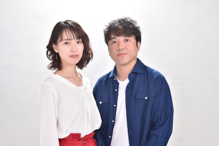 戸田恵梨香がムロツヨシとラブストーリーで共演、ドラマ「大恋愛」10月スタート(コメントあり) - 映画ナタリー