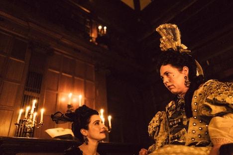 「女王陛下のお気に入り」 (c)2018 Twentieth Century Fox