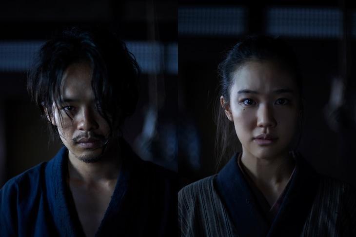 「斬、」 (c)SHINYA TSUKAMOTO/KAIJYU THEATER