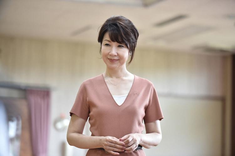 伊藤蘭演じる花井環。
