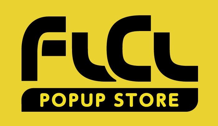 「フリクリPOPUP STORE」ロゴ