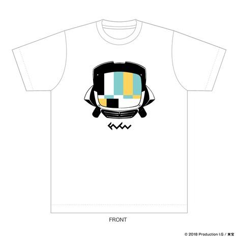 阿閉高尚がデザインを担当した「KANCHI」Tシャツ。