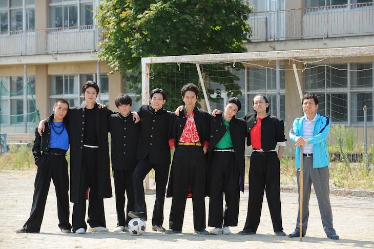 「激アツ!! ヤンキーサッカー部」