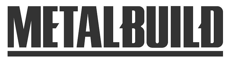 METAL BUILDロゴ
