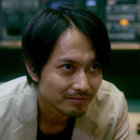 古沢真一郎役の大沢真一郎。