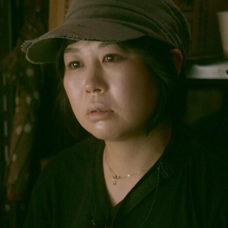 吉野美紀役の吉田美紀。