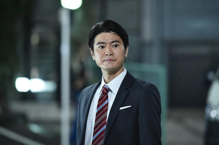 窪塚俊介演じる野添智弘。