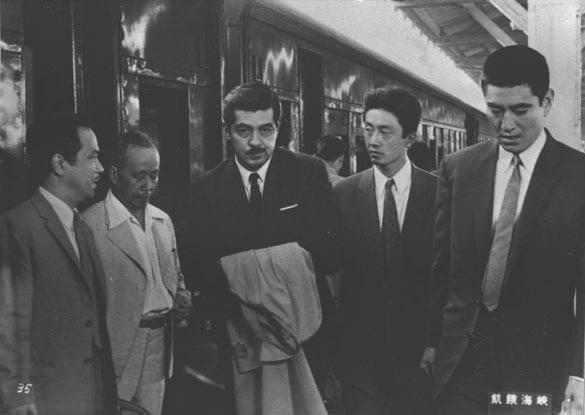 「飢餓海峡」 (c)東映