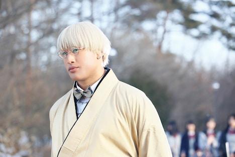 「PRINCE OF LEGEND」より、関口メンディー演じるガブリエル笹塚。