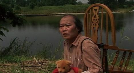「椅子」 (c)2004 椅子上映委員会