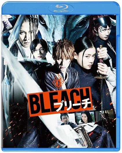 「BLEACH」Blu-rayジャケット