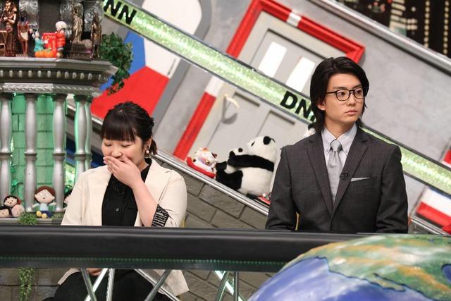 左から柳原可奈子、伊藤健太郎。
