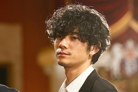 「PRINCE OF LEGEND」より、清原翔演じる嵯峨沢ハル。