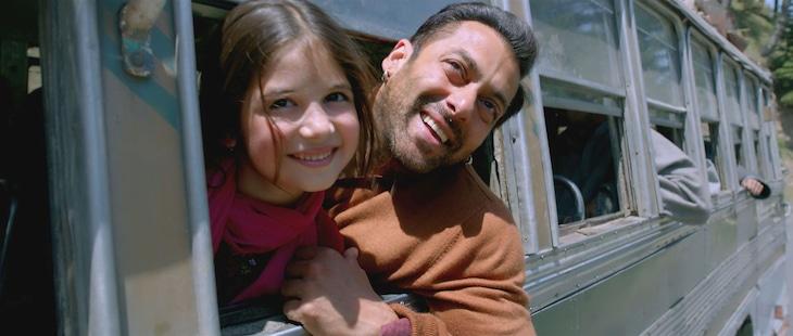 「バジュランギおじさんと、小さな迷子」