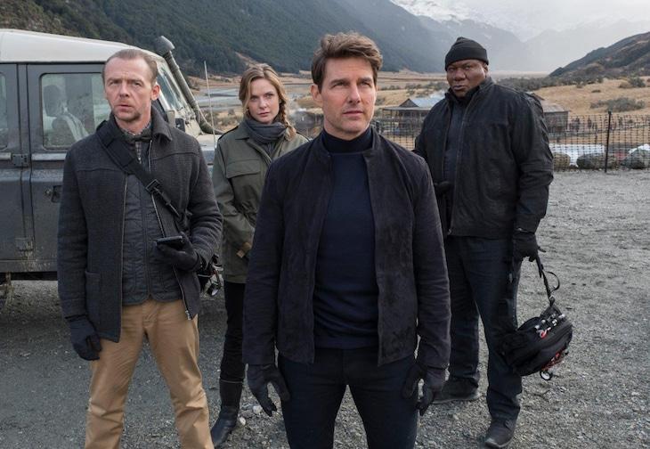 「ミッション:インポッシブル/フォールアウト」 (c)2018 Paramount Pictures. All rights reserved.