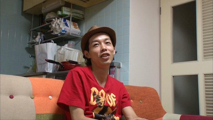 「人生が変わる1分間の深イイ話 2時間SP」より、上田慎一郎。