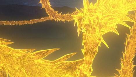 「GODZILLA 星を喰う者」新場面カット