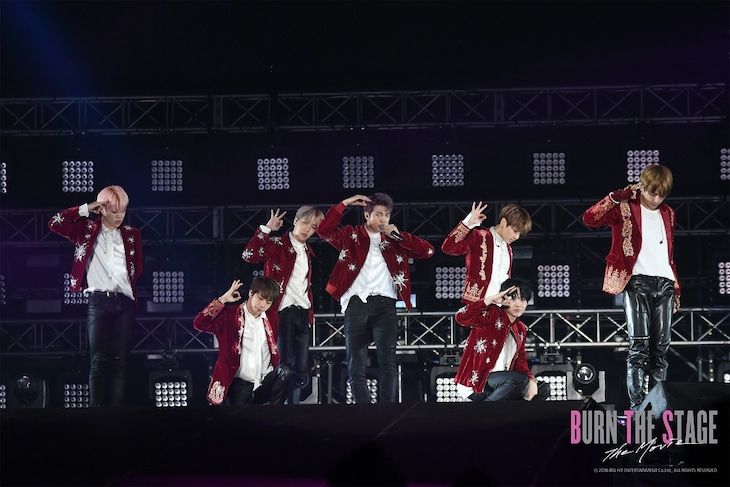 「Burn the Stage : the Movie」