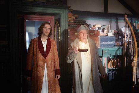 「Merry Christmas!~ロンドンに奇跡を起こした男~」 (c)BAH HUMBUG FILMS INC & PARALLEL FILM