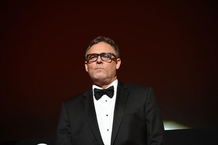 第31回東京国際映画祭コンペティション部門審査員のブライアン・バーク。
