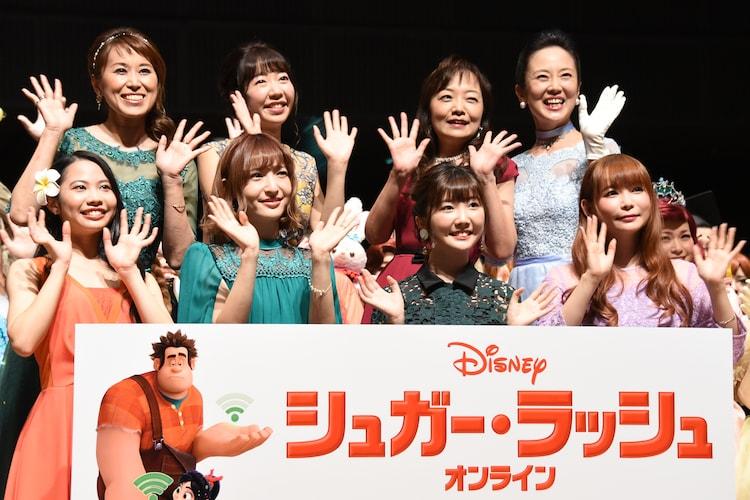 すみれ ディズニー 諸星 ラプンツェル子供時代の日本語声優は諸星すみれ!経歴や出演作品についても