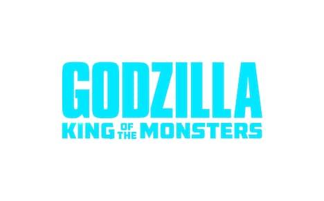 「ゴジラ キング・オブ・モンスターズ」ロゴ