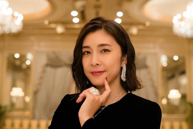 竹内結子がスキャンダル専門弁護士に、主演ドラマがフジテレビ系で1月 ...