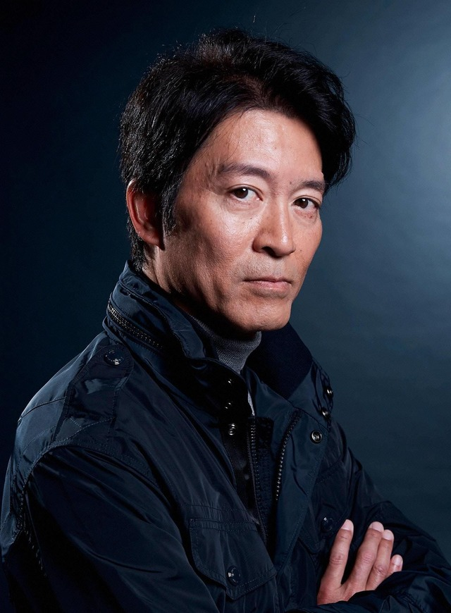 斎藤太役の寺脇康文。