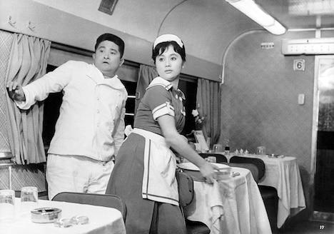 「特急にっぽん」 (c)1961 東宝