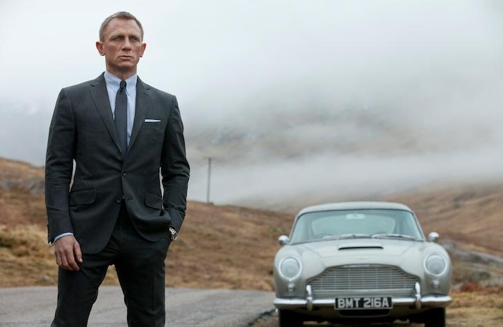 「007 スカイフォール」