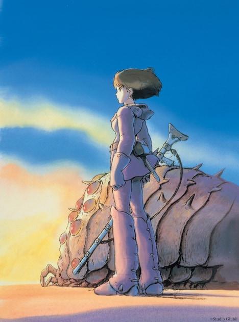 「風の谷のナウシカ」原作イラスト (c)Studio Ghibli