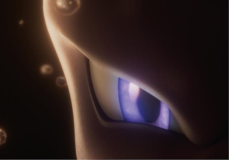 「ミュウツーの逆襲 EVOLUTION」ビジュアル (c)Nintendo・Creatures・GAME FREAK・TV Tokyo・ShoPro・JR Kikaku (c)Pokemon (c)2019 ピカチュウプロジェクト