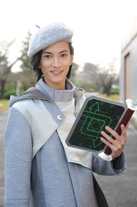 渡邊圭祐演じるウォズ。