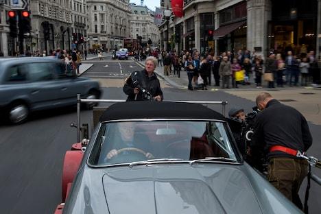 「マイ・ジェネレーション ロンドンをぶっとばせ!」メイキング写真